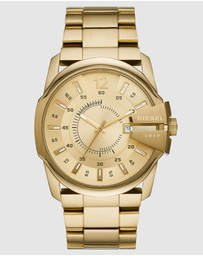 Diesel - Master Chief Gold-Tone Analogue Watch
