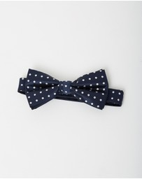 Buckle - Bow Tie & Pocket Square Set
