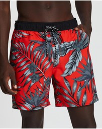 Hurley - Party Wave Volley 17 Boardshorts