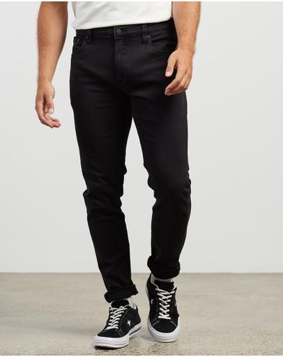 "Men`s New Banana Republic Straight Leg Jeans W34/""-L34/"" Dark Wash RRP £50"