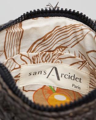 Sans Arcidet Paris Balagan Pile Poil Pocket Small - Bags (Orage)