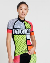 Cycology - Mondrian Cycling Jersey