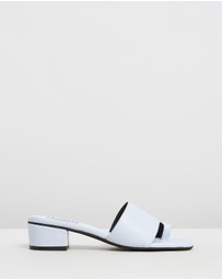 Caverley - Casper Leather Mules