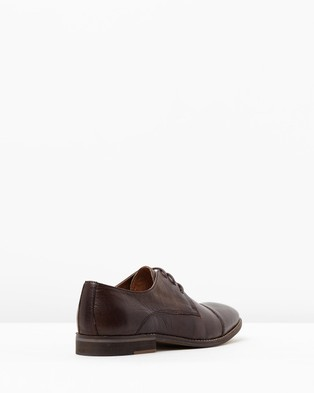 Croft - Ari Dress Shoes (Choc)