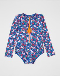 Coco & Ginger - Rash Vest One-Piece - Kids