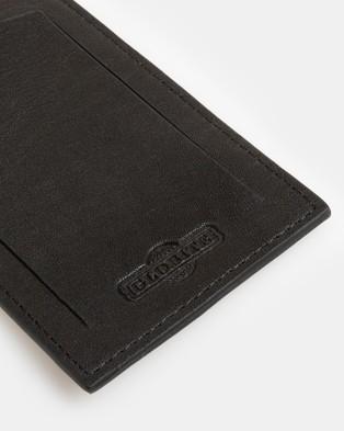 Globite Leather Luggage Identifier - Travel and Luggage (Black)