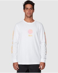 RVCA - Cruel Summer Long Sleeve Tee