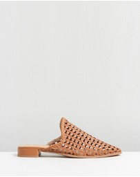 SPURR - Jenna Woven Mules