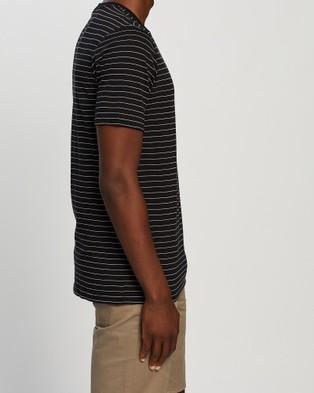 Volcom Stories Crew Tee - T-Shirts & Singlets (Black)
