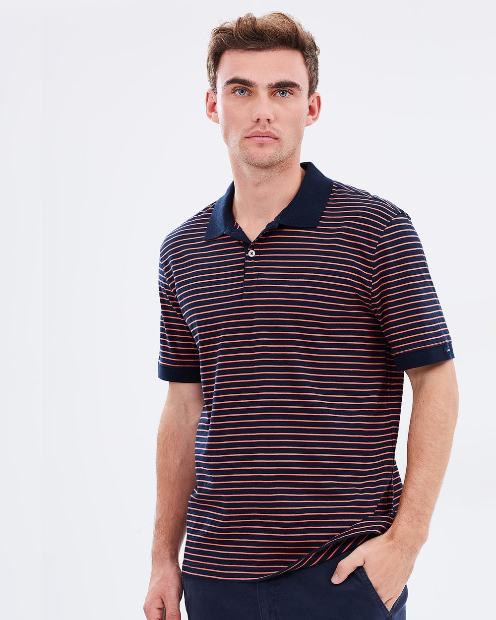 aac2be98c Asos Relaxed Polo Shirt In Towelling With Retro Stripes | 2019 ...