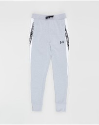 Under Armour - SportStyle Fleece Joggers - Teens