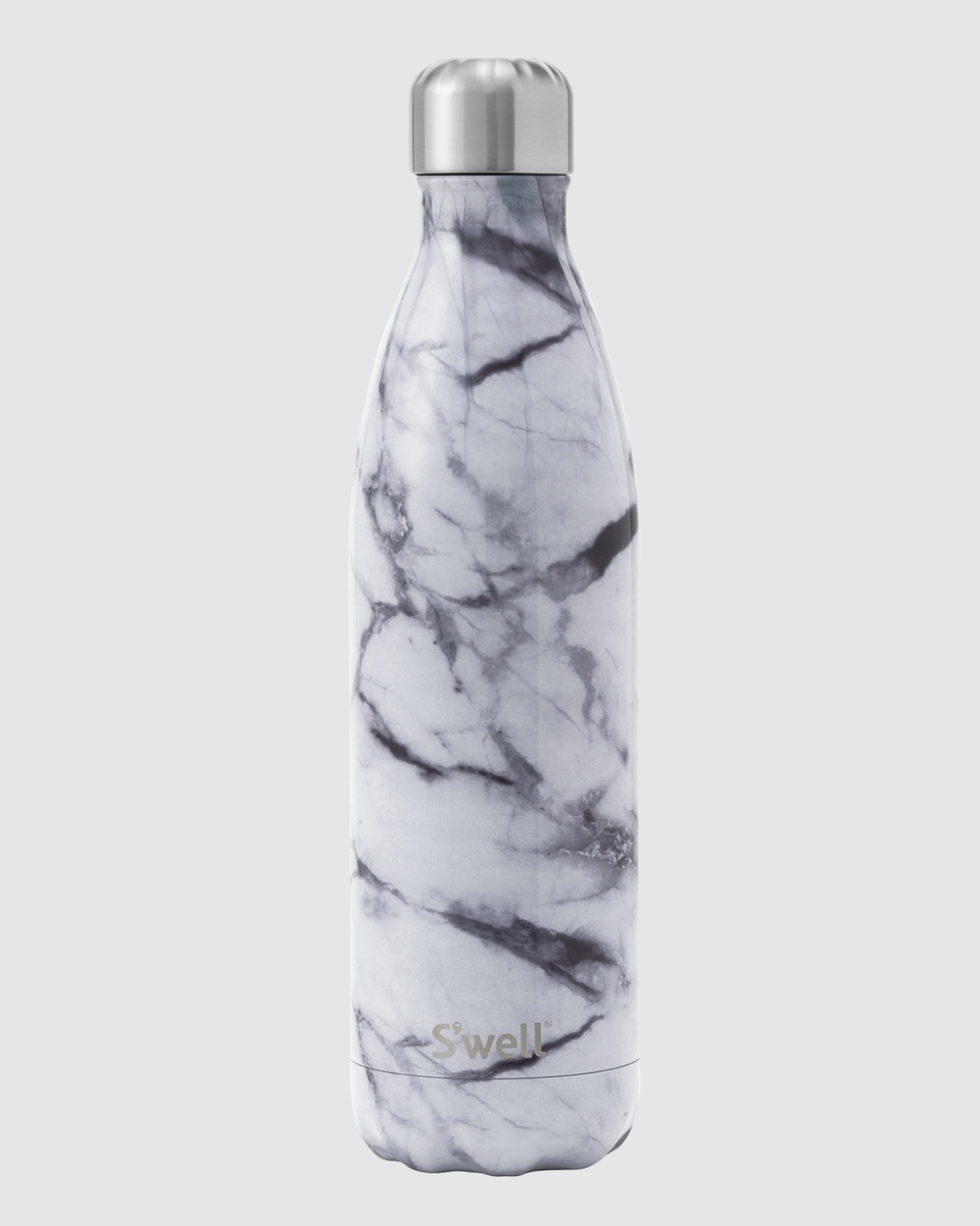 S'well Insulated Bottle Elements Collection 750ml Water Bottles Grey