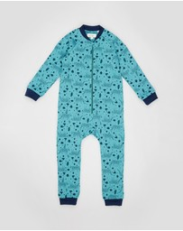 Hello Night - Warmest Wearable Blanket With Sleeves - Kids
