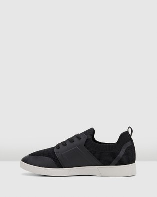 Hush Puppies Meike - Sneakers (Black)
