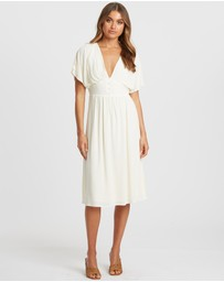 The Fated - Escapade Midi Dress