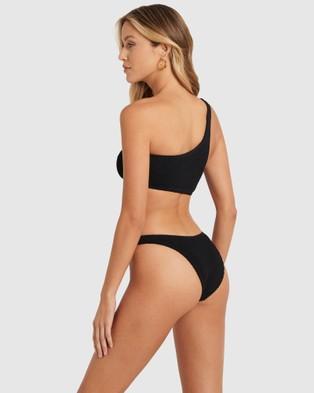 BonEye Swimwear - The Samira Top - Bikini Tops (Black)