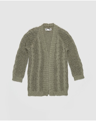 Cotton On Kids - Fleur Cardigan - Kids