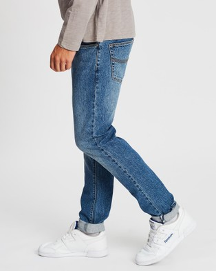 Jag Jacob Slim Jeans - Slim (Mid Wash)