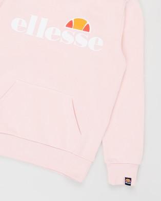 Ellesse Isobel Hoodie   Teens - Hoodies (Light Pink)