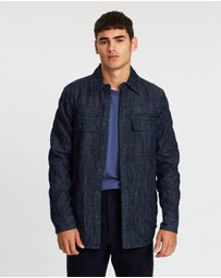 CERRUTI 1881 - Navy Denim Jacket