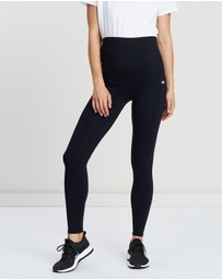 Running Bare - Maternity Tummy-Tastic Tights