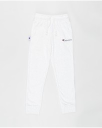 Champion - French Terry Colour-Block Pants - Teens