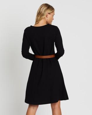KAJA Clothing Laurissa Dress - Dresses (Black)