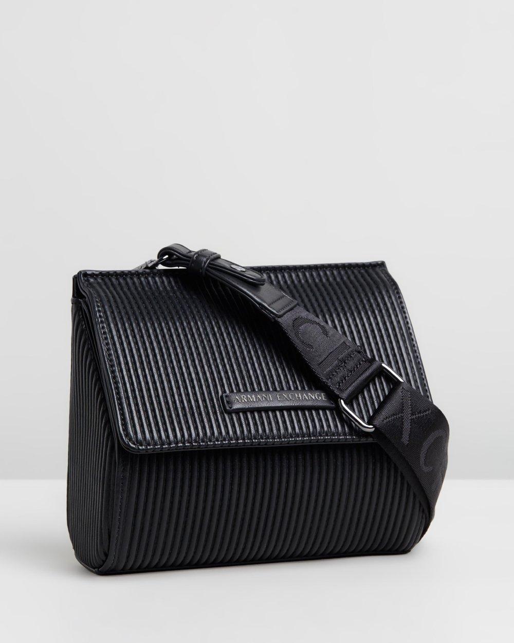 b60d65d4b13dc9 Medium Cross-Body Bag by Armani Exchange Online | THE ICONIC | Australia