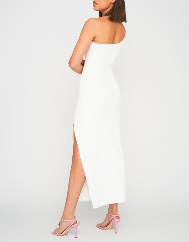 Women One Shoulder Grace Full Length Dress