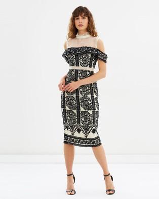 Elliatt – Soiree Dress Black