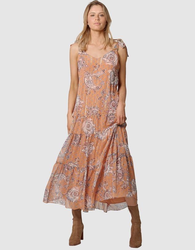 Women Sunshine Paisley Ella Dress