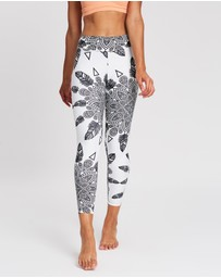 Liquido Active - 7/8 Compression Eco Leggings