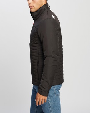 Helly Hansen Crew Insulator Jacket - Coats & Jackets (Ebony)