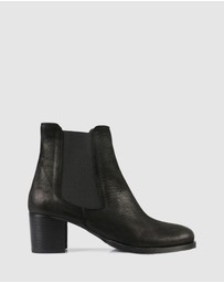 S by Sempre Di - Ingrid Ankle Boots