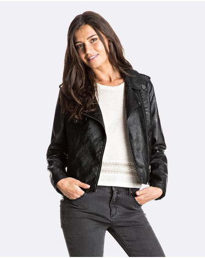 Roxy - Womens Midnight Ride Jacket