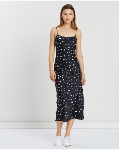 Bec & Bridge - Miss Daisy Slip Midi Dress