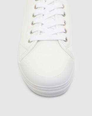 Ravella Veto - Slip-On Sneakers (WHITE)