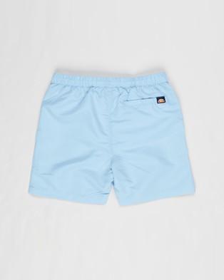 Ellesse - Bervios Swim Shorts Teens Swimwear (Light Blue)