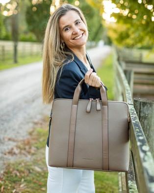 Louenhide - Rhodes Laptop Bag - Bags (Coffee) Rhodes Laptop Bag