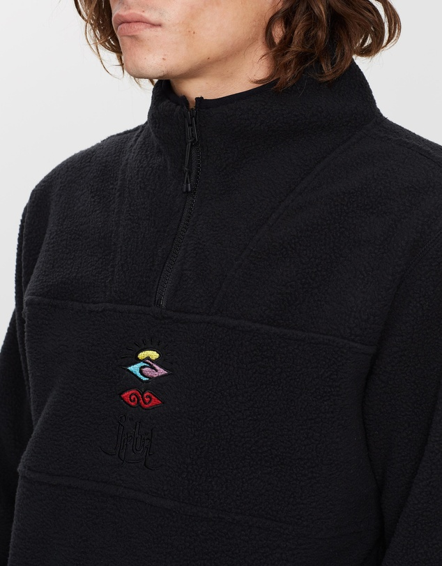 Rip Curl - Search Polar Zip-Through Crew