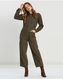 Free People - Gia Coveralls