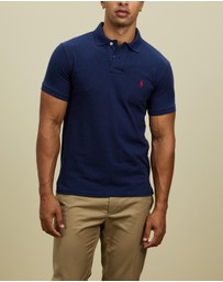 Polo Ralph Lauren - ICONIC EXCLUSIVE - Slim Fit Short Sleeve Knit