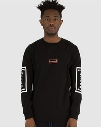 WNDRR - Convicted Long Sleeve Tee