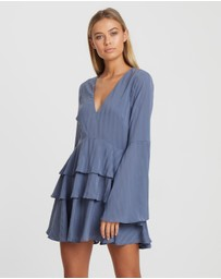 BWLDR - Shey Layered Mini Dress
