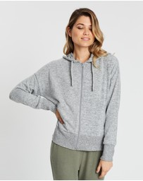 Cotton On Body - Super Soft Zip-Through Hoodie