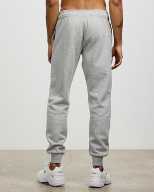 Champion Script Cuff Pants - Track Pants (Oxford Heather)