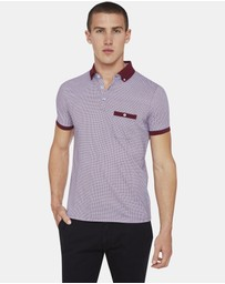 Oxford - Percy Printed Polo