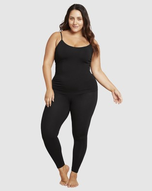 Boody Organic Bamboo Eco Wear 3 Pack Cami Top - T-Shirts & Singlets (Mixed Colours)