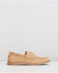 Double Oak Mills - Hardwick Suede Deck Shoes