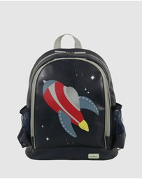 Bobbleart - Large Backpack Rocket